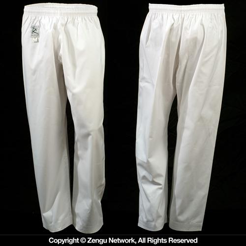 KD Elite Heavyweight Classic White Karate Pants